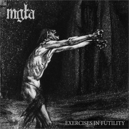 MGLA Exercises In Futility - Vinyl LP (black)