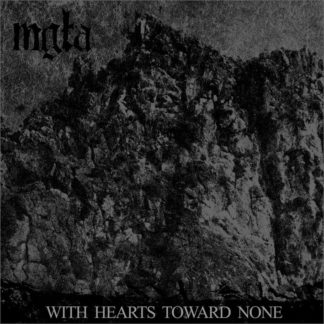 MGLA With Hearts Toward None - Vinyl LP (black)