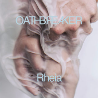 OATHBREAKER Rheia – Vinyl 2xLP (electric blue with bone and grey splatter)
