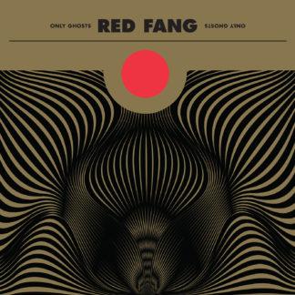 RED FANG Only Ghosts - Vinyl LP (metallic gold & black galaxy merge)