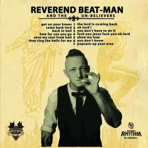 REVEREND BEAT-MAN Get On Your Knees - Vinyl LP (black)