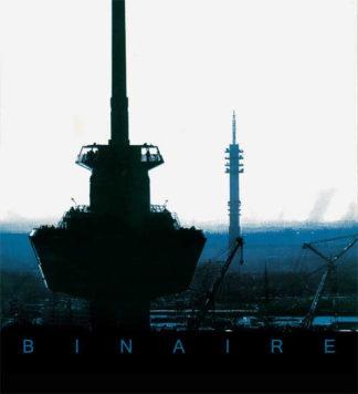 BINAIRE Bête Noire - Vinyl LP (transparent blue)