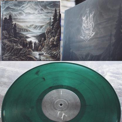BLUT AUS NORD Memoria Vetusta III - Saturnian Poetry - Vinyl LP (green black marble)