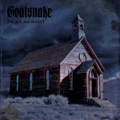 GOATSNAKE Black Age Blues - Vinyl 2xLP (black)