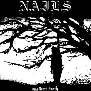 NAILS Unsilent Death - Vinyl LP (black)