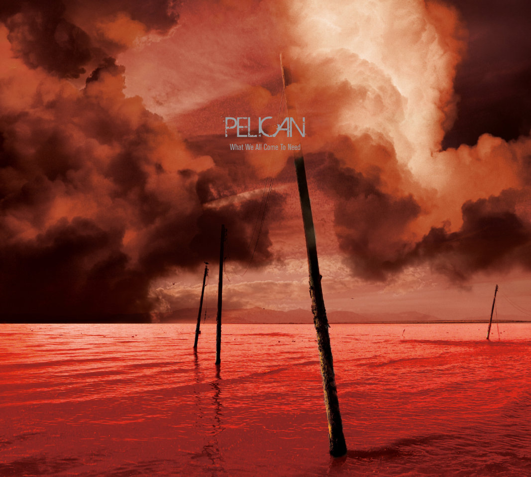 PELICAN What We All Come To Need – Vinyl 2xLP (wine red/black splatter)