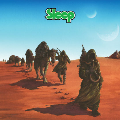 SLEEP Dopesmoker - Vinyl 2xLP (black)