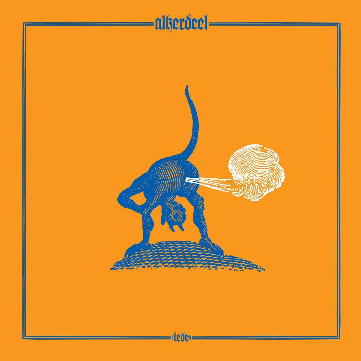 ALKERDEEL Lede - Vinyl LP (black)