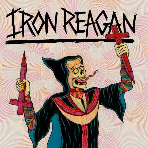 IRON REAGAN Crossover Ministry – Vinyl LP (black)