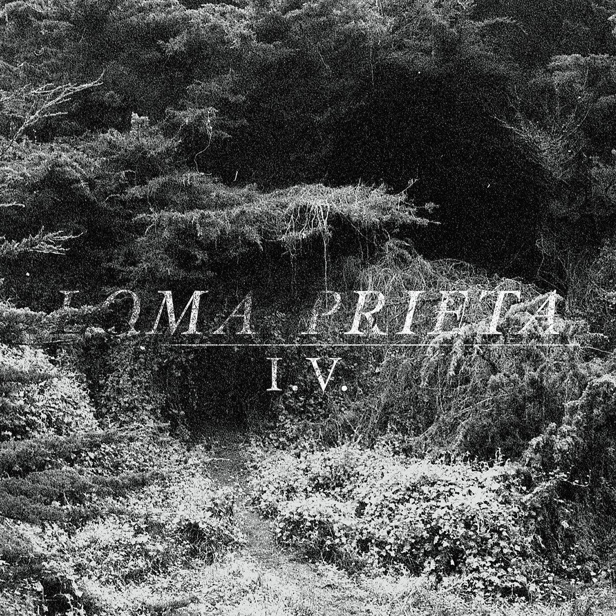LOMA PRIETA I.V. – Vinyl LP (black)