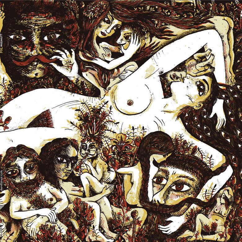 POIL Brossaklitt – Vinyl LP (black)