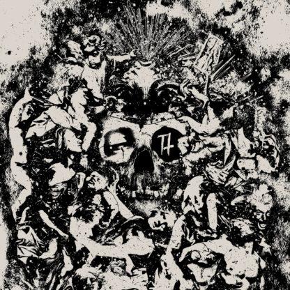 TRAP THEM Seizures In Barren Praise - Vinyl LP (black)