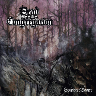 DEAD CONGREGATION Sombre Doom - Vinyl LP (black)