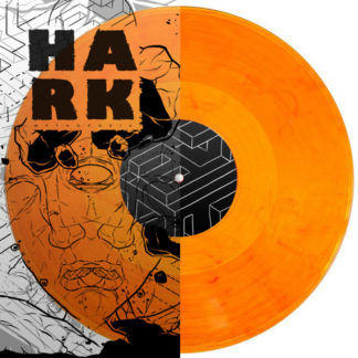 "HARK Mythopoeia - Vinyl 7"" (transparent orange)"