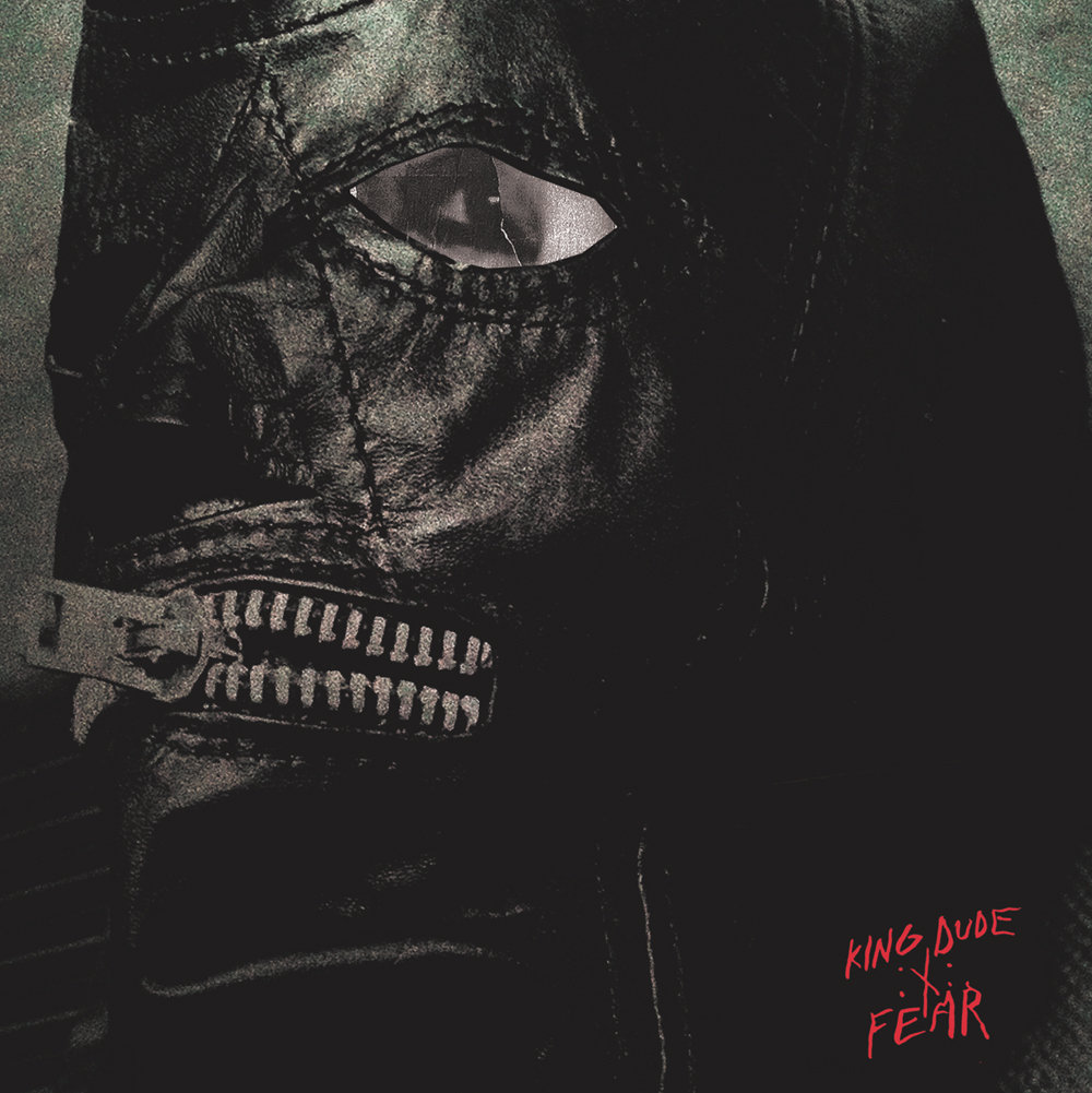 KING DUDE Fear - Vinyl LP (black)