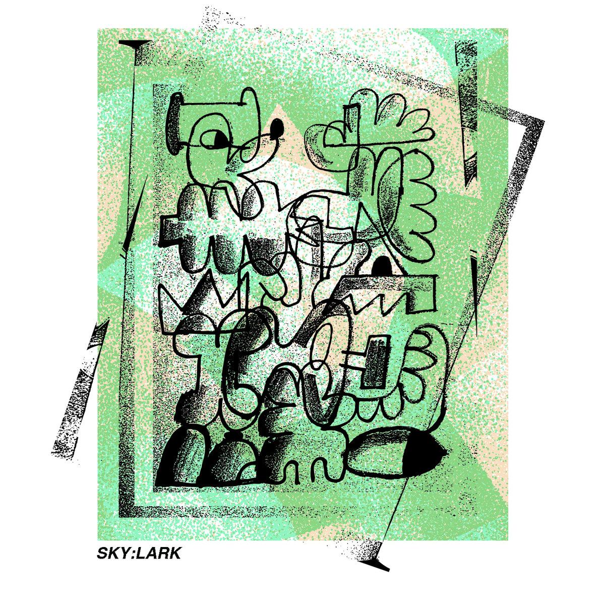 SKYLARK LP2 - Vinyl LP (black)