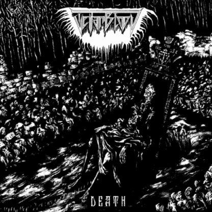 TEITANBLOOD Death - Vinyl 2xLP (black)