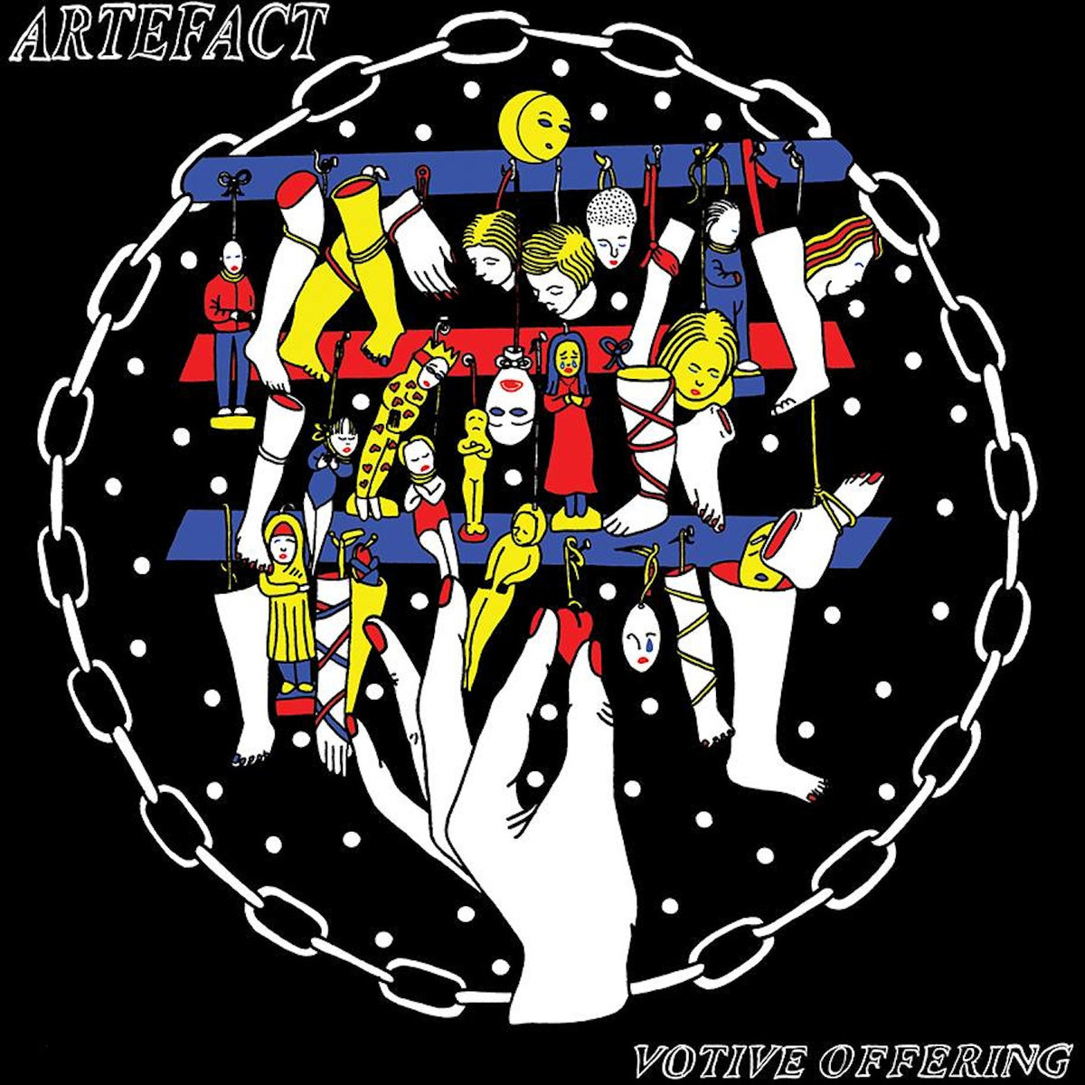 ARTEFACT Votive Offering – Vinyl LP (black)