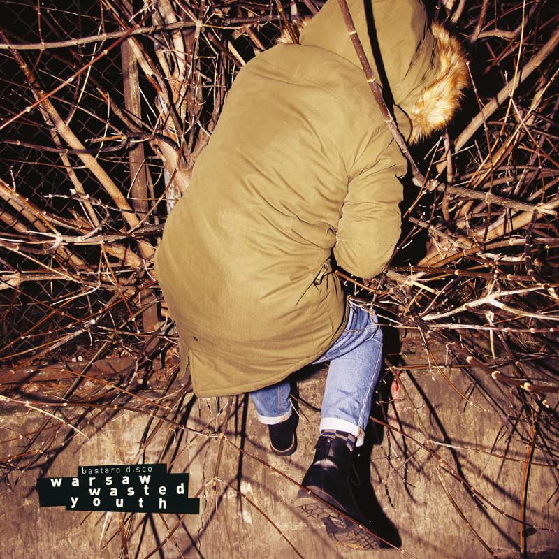BASTARD DISCO Warsaw Wasted Youth – Vinyl LP (black)
