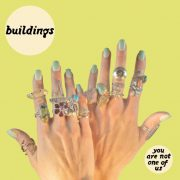 BUILDINGS You Are Not One Of Us - Vinyl LP (white splatter / black)