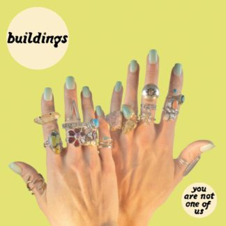 BUILDINGS You Are Not One Of Us - Vinyl LP (white splatter | black) / CD