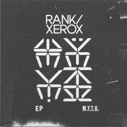 RANK / XEROX m.y.t.h. - Vinyl LP (black)
