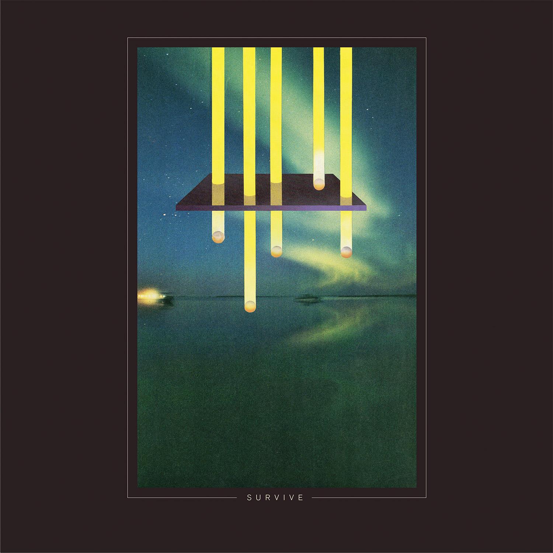 S U R V I V E RR7349 - Vinyl LP (black)