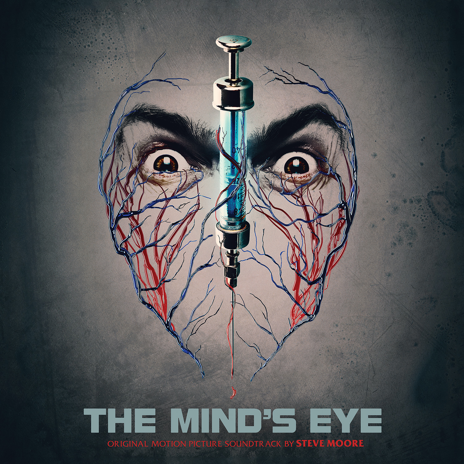 STEVE MOORE The Mind's Eye (Original Motion Picture Soundtrack) - Vinyl 2xLP (black)