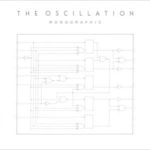THE OSCILLATION Monographic - Vinyl LP (red)