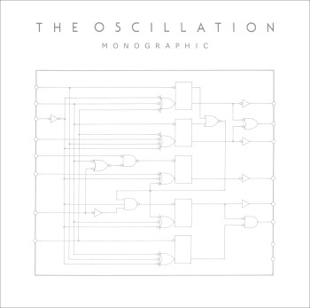 THE OSCILLATION Monographic - Vinyl LP (red)