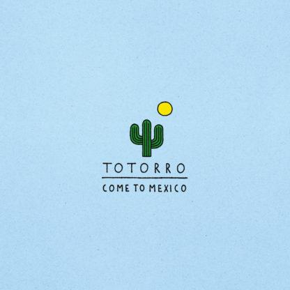 TOTORRO Come To Mexico - Vinyl 2xLP (black)