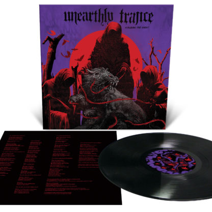 UNEARTHLY TRANCE Stalking The Ghost - Vinyl LP (black)