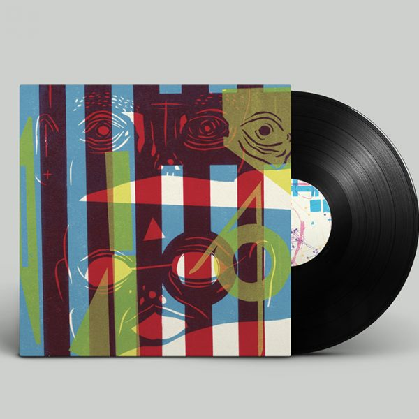 USA NAILS Shame Spiral - Vinyl LP (black)