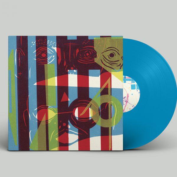 USA NAILS Shame Spiral - Vinyl LP (opaque cyan)