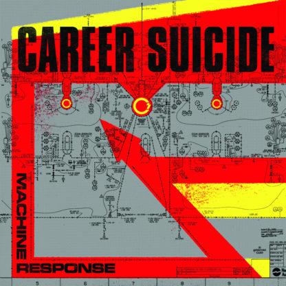 CAREER SUICIDE Machine Response – Vinyl LP (black)