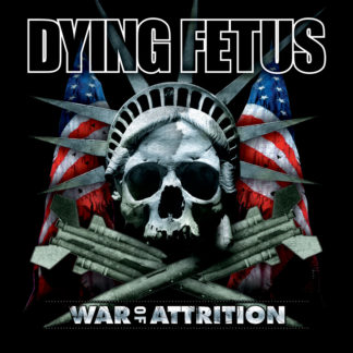 DYING FETUS War Of Attrition - Vinyl LP (black)