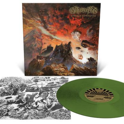 GATECREEPER Sonoran Depravation - Vinyl LP (green)