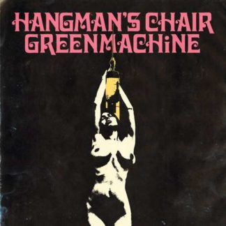 HANGMAN'S CHAIR / GREENMACHINE Split - Vinyl LP (black)