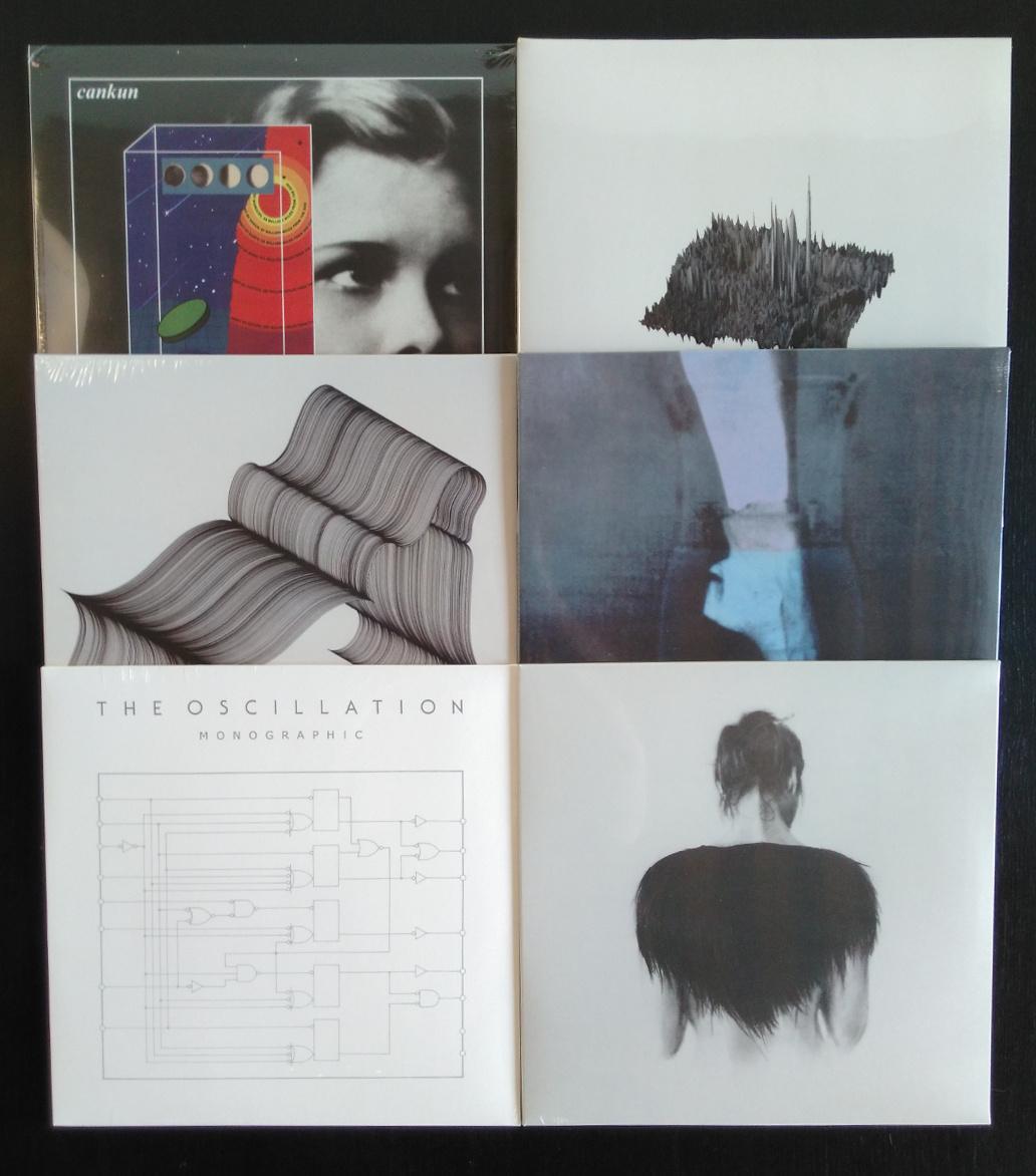 Hands In The Dark Records : Brian Case, Cankun, Housewives, Matt Jencik, Tomaga, The Oscillation