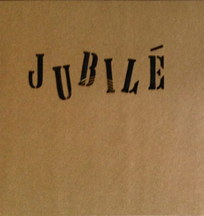 JUBILE …Et Tu M'Obéis - Vinyl LP (black)