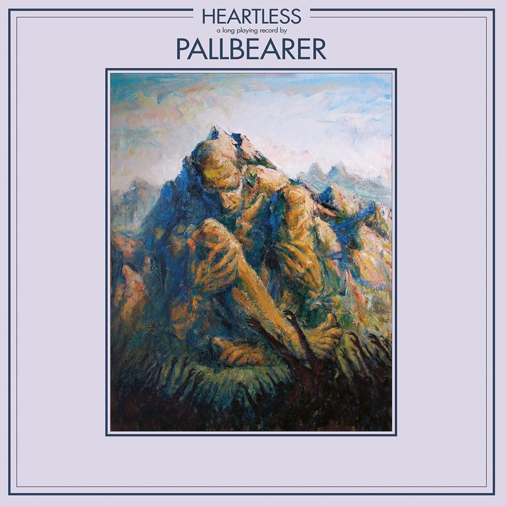 PALLBEARER Heartless - Vinyl 2xLP (black)