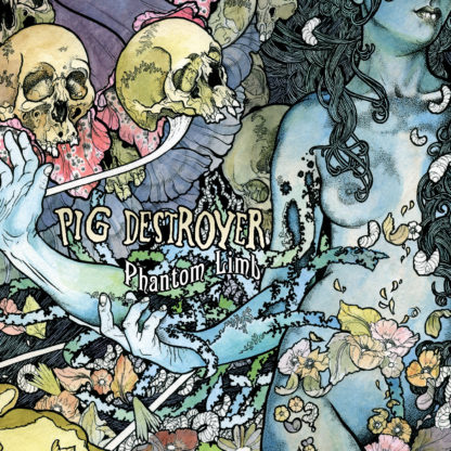 PIG DESTROYER Phantom Limb - Vinyl LP (black)