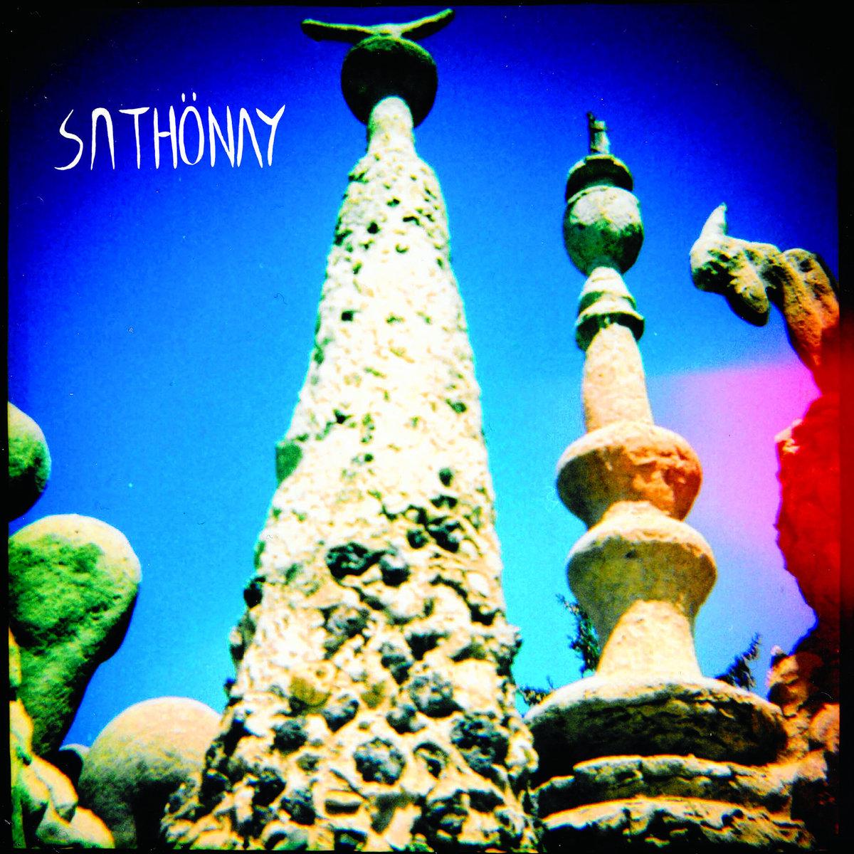 SATHÖNAY Lost A Home - Vinyl LP (black)