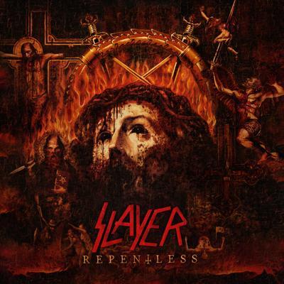 SLAYER Repentless - Vinyl LP (black)