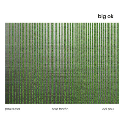 BIG OK S/t - Vinyl LP (black)
