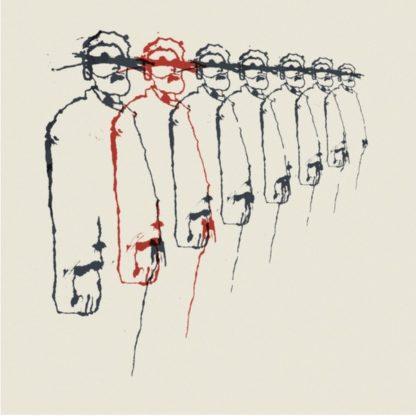 BROKER Quixota - Vinyl LP (red with blue splatter)