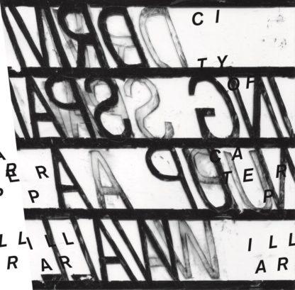 CITY OF CATERPILLAR Driving Spain Up A Wall - Vinyl LP (black)