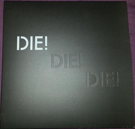 DIE! DIE! DIE! Harmony - Vinyl LP (white)