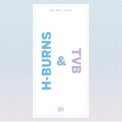 H-BURNS & TROY VON BALTHAZAR Thr Maxi Series Vol.1 - Vinyl LP (black)