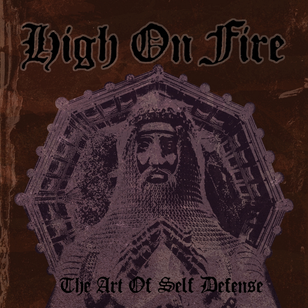 HIGH ON FIRE The Art of Self Defense – Vinyl 2xLP (black)